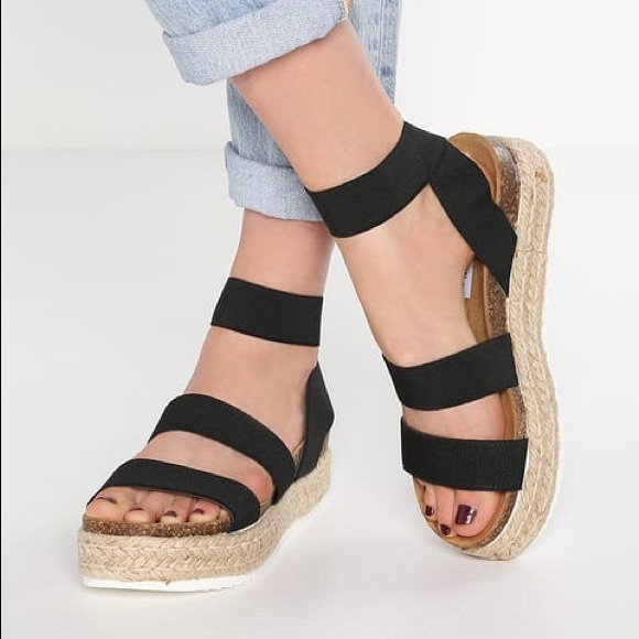 20855726326 Steve Madden | Kimmie Flatform Espadrille Sandals